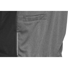SQUARE Performance Jersey shortarm Herre grey